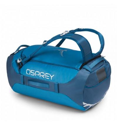 Sac de voyage Osprey Transporter 65 (Kingfisher Blue)