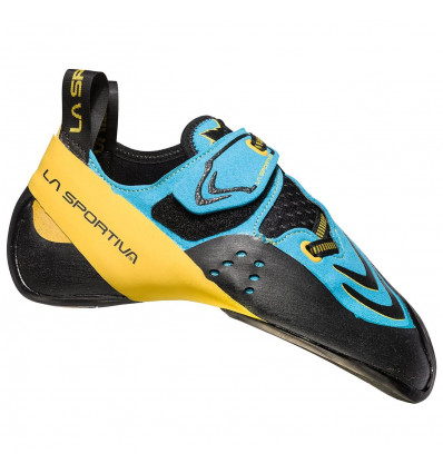 Chausson escalade Futura La Sportiva (Blue/Yellow)