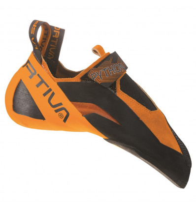 Climbing shoe La Sportiva Python (Orange)