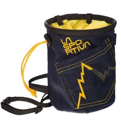 Sac à magnésie La Sportiva Jeans Chalk Bag