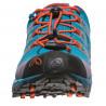 Chaussure trail Falkon Low 36-40 La Sportiva (tropical blue tangerine) enfant