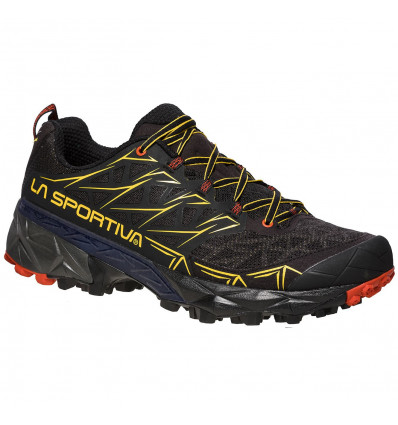 Chaussures trail La Sportiva Akyra (Black) homme