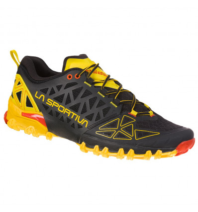 Chaussures trail La Sportiva Bushido II (Black/yellow)