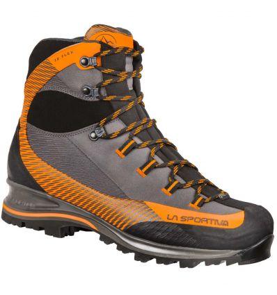 Chaussure de randonnée La Sportiva Trango Trk Leather Gtx (Carbon/Pumpkin)