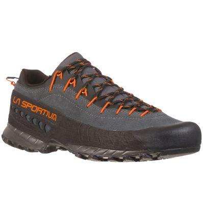Chaussures d'approche La Sportiva TX4 (Carbon/Flame)