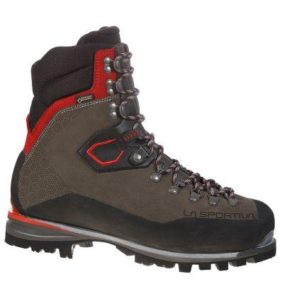 Chaussures d'alpinisme La Sportiva KarakorumEvoGtx (Anthracite/Red) homme