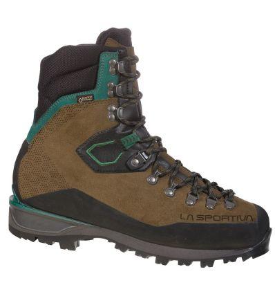 Chaussures alpinisme La Sportiva Karakorum HC GTX (Mocha/forest) homme