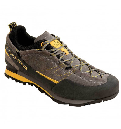 Chaussure approche Boulder X (Grey/Yellow) La Sportiva