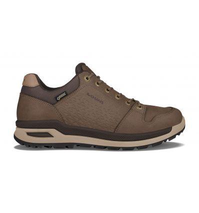 Chaussures Lowa Locarno GTX Lo (marron) homme
