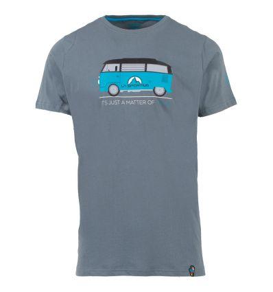 T-shirt Van La Sportiva (Slate)