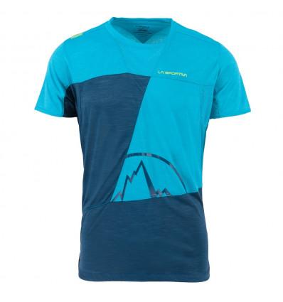 T-shirt Workout La Sportiva (Opal/Tropic Blue)