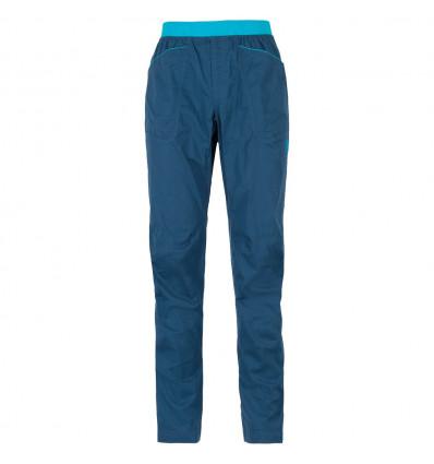 Pantalon escalade Roots La Sportiva (Opal/Tropic Blue) femme