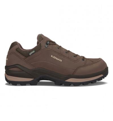 Chaussures Lowa Renegade GTX Lo (espresso/beige) homme