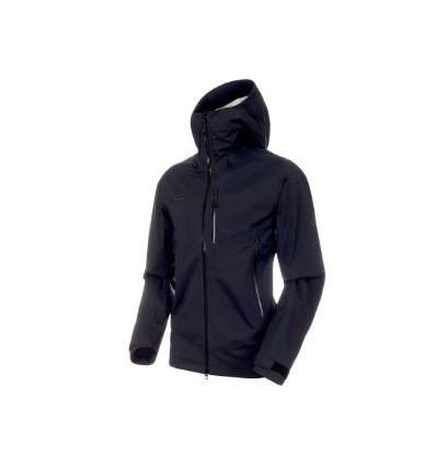 Veste Kento HS Hooded Jacket Men Mammut (Black)
