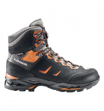 Chaussures Lowa Camino GTX (noir/orange) homme