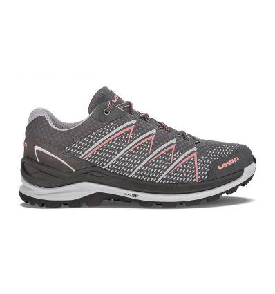 Chaussures Lowa Ferrox Pro GTX Lo (graphite/salmon) femme