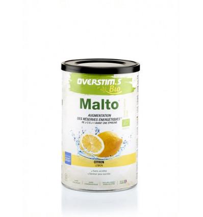 Boissons MALTO BIO CITRON 450G Overstims
