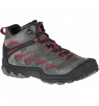Chaussure de randonnée Cham 7 Limit Mid Wp Merrell (Beluga)