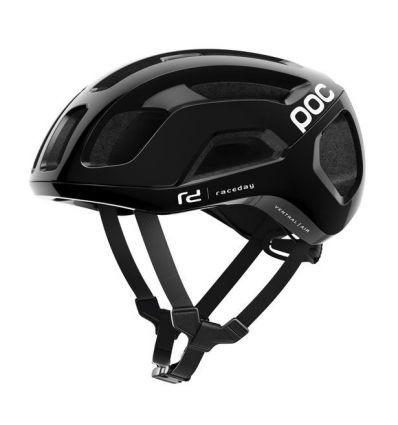 Casque vélo Poc Ventral Air Spin (Uranium Black Raceday)
