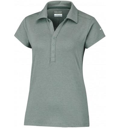 Columbia Shadow Time Polo Camiseta para mujer