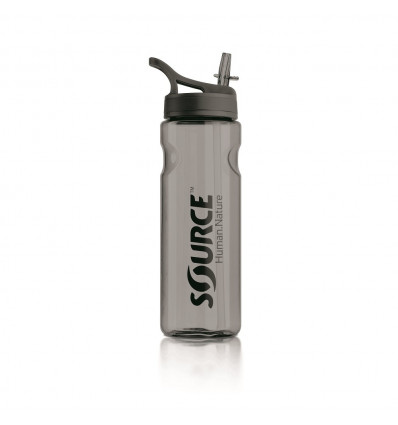Gourde Tritan Bottle 0.75L Source (Grey)
