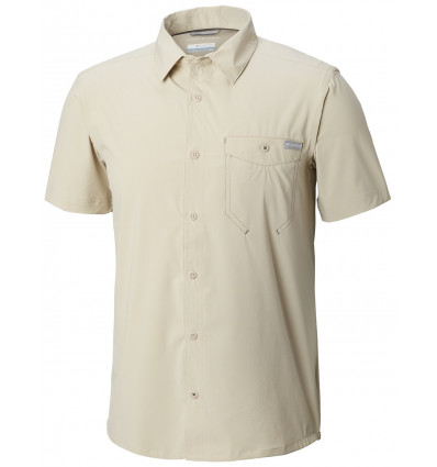 Chemise manches courtes Triple Canyon Solid Columbia (Fossil)