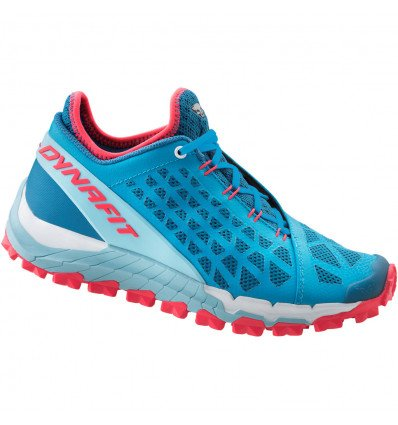 Chaussures de trail Dynafit Trailbreaker (Mykonos Blue/fluo Pink) Femme