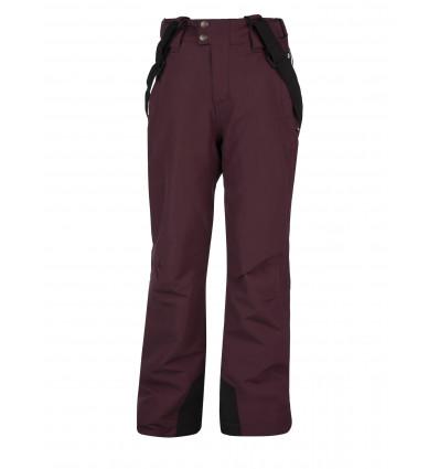 Pantalon de ski Protest BORK JR snowpants (Merlot)