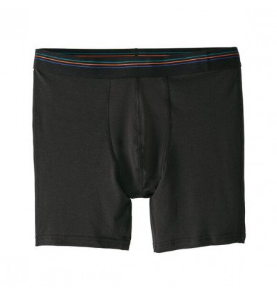 Boxer Patagonia Essential A/c 6 In. (Black) homme