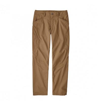 Pantalon escalade Ms Venga Rock Pants Patagonia (Coriander brown)