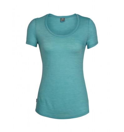 Icebreaker WMNS Sphere SS Scoop Femme Tshirt