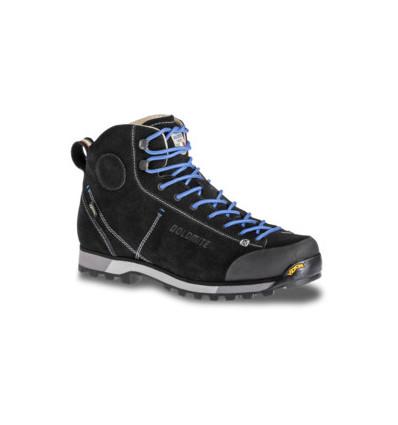 Chaussures Dolomite 54 Hike GTX (Black/Blue) homme