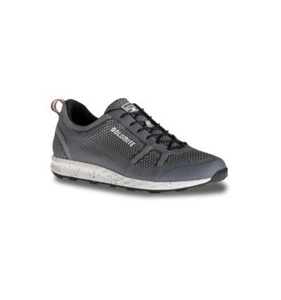 Chaussures Dolomite 76 Knit Shoe Gunmetal Grey