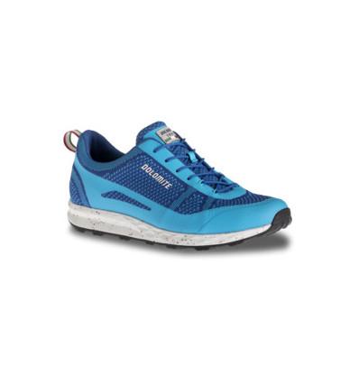 Chaussures DOLOMITE 76 Knit Shoe Cobalt Blue
