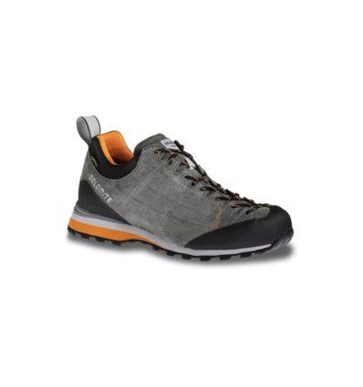 Chaussures DOLOMITE Diagonal GTX Shoe Silver Green/sun Orange