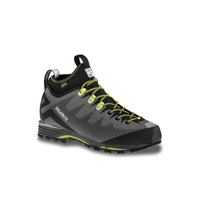 Chaussures Dolomite Veloce GTX Shoe Pewter Grey/green Shoot