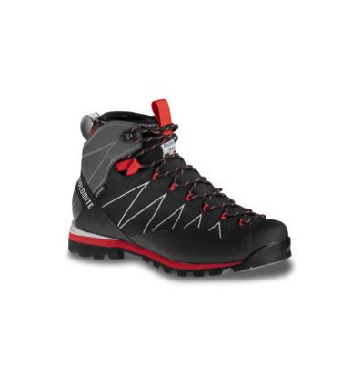 Chaussures DOLOMITE Crodarossa Pro GTX Shoe Black/fiery Red