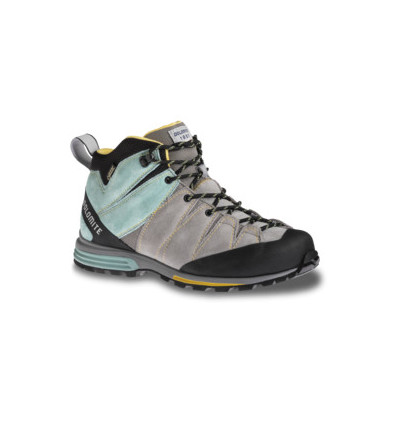 Chaussures DOLOMITE Diagonal Pro Mid GTX W Shoe Flint Grey/Agate Green (femme)