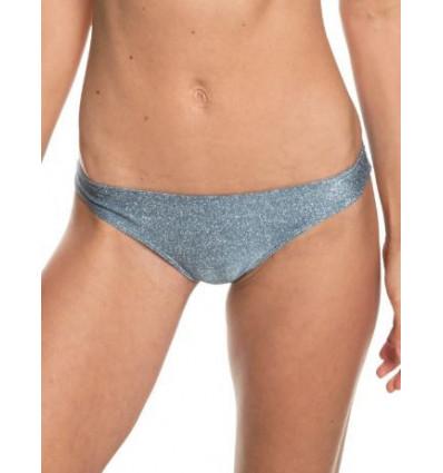Bas bikini Color My Life Mini Bottom Roxy (Blue Mirage Glitter)