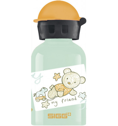 Gourde Kid 0.3l Bear Friend Sigg