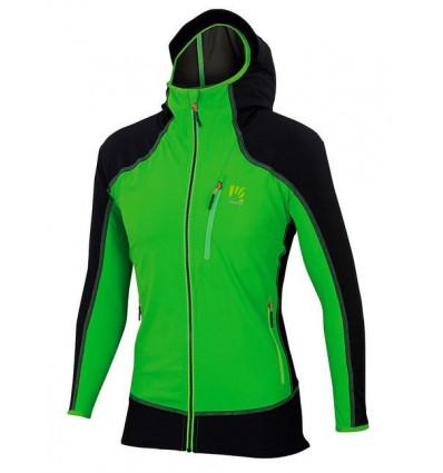 Veste Karpos Parete Jacket Apple Green/black