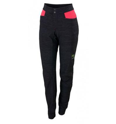 Pantalon Karpos Futura W Pant Black/raspberry (femme)