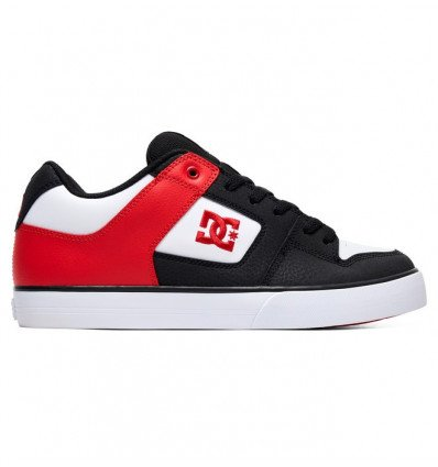 Chaussures Pure DC Shoes (Black/atl Red/black)