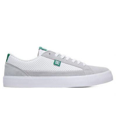 Baskets Lynnfield DC Shoes (White/grey/green)