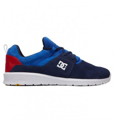 Baskets Heathrow Se DC Shoes (Navy/red)