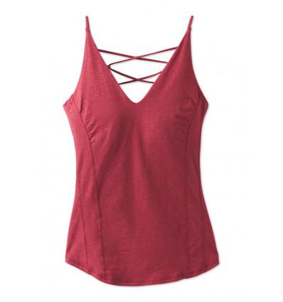 Débardeur de yoga Arrowland (Rusted Red) - prAna
