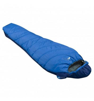 Sleeping bag MILLET Baikal 750 Reg (Sky Diver/ultra Blue)