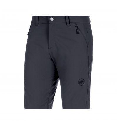 Short Hiking Shorts Men Mammut Black