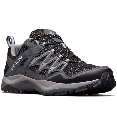 Chaussure de randonnée Columbia Wayfinder (black, White)