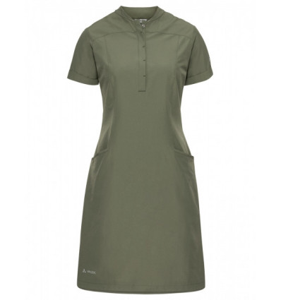 Robe Womens Skomer Dress Ii VAUDE (cedarwood)